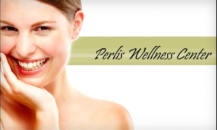 Perlis Wellness Center - Lake Bluff: $59 for a Blue Peel Facial at Perlis Wellness Center in Lake Bluff