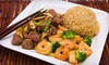 OOB gogi brothers - Whispering Pines: Asian Cuisine for Two, Four, or Six at Gogi Brothers in Snellville (Up to 62% Off)