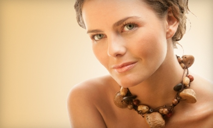 Leonardo's Salon & Spa - Quincy: Beauty Services at Leonardo's Salon & Spa in Quincy. Two Options Available.