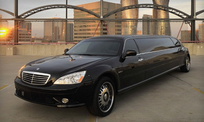 PrivateLimo - Strathory: Two-Hour Standard or Customized Private Limousine Rental for Up to 10, Plus VIP Membership from PrivateLimo (Up to 80% Off)