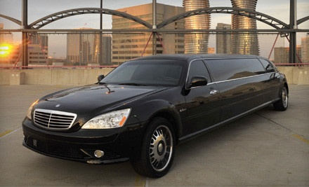 2-Hour Private Limo for Up to 10 and VIP Membership (a $390 value) - PrivateLimo in