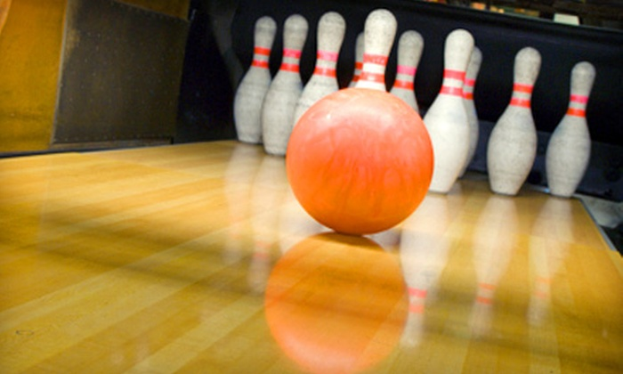 Sparetimes - Hampton: Bowling Outing for Two or Four at Sparetimes