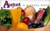 August Grocery Store - Goose Island: $12 for $25 Worth of Fresh Groceries and Culinary Advice at August Groceries