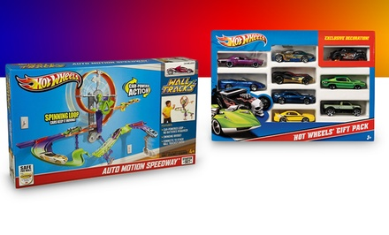 Hot Wheels Motion Speedway Bundle. Free Returns.