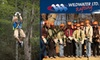 Wildwater Ltd. - Long Creek: $35 for a Three-Hour Chattooga Ridge Canopy Tour