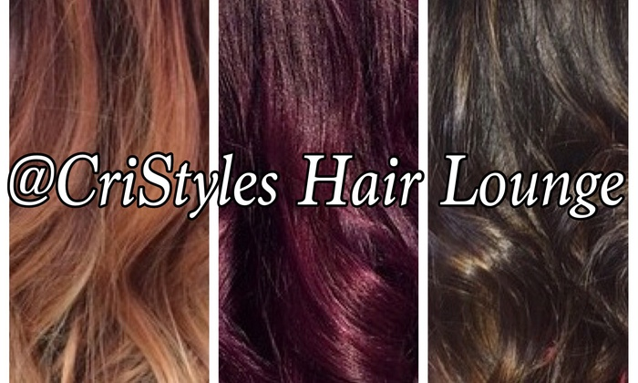 CriStyles Hair Lounge - Paradise: Up to 59% Off partial highlights at CriStyles Hair Lounge