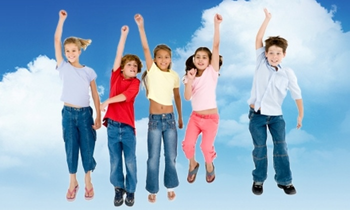 Jump-N-Party - Spokane: $18 for Six Open-Jump Admissions at Jump-N-Party ($36 Value)