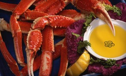 Dinner for 2 - The Crab Pitt in Orangeburg