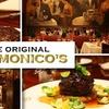 Half Off at Delmonico's Restaurant
