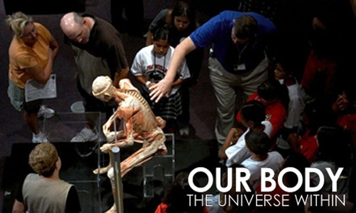 """Our Body: The Universe Within - Near North Side: $11 for One Admission to """"Our Body: The Universe Within"""" at the International Museum of Surgical Science ($22 Value)"""