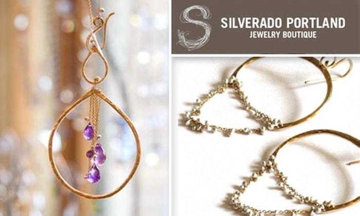Silverado Portland Jewelry Boutique - Metzger: $29 for $60 Worth of Gems and Jewelry from Silverado Portland Jewelry Boutique