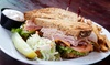 Miscellanea House - Belleville: Cafe Meal for Two or Four at Miscellanea House (49% Off)
