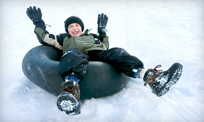 Soldier Hollow - Heber City West: $10 for Two Hours of Snow Tubing at Soldier Hollow in Midway (Up to $20 Value)