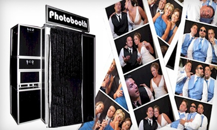 Sound Storms Entertainment - Palm Beach: $299 for a Four-Hour Photo-Booth Rental from Sound Storms Entertainment ($600 Value)