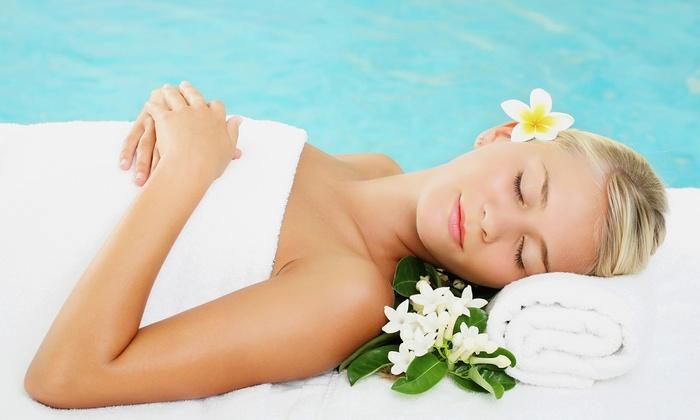 Euro Skin Bar - NoHo: Massage, Facial, or Both at Euro Skin Bar (Up to 65% Off). Three Options Available.