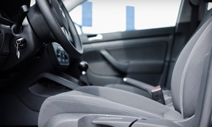 MP3 Interface - Saint Paul: Remote Car Starter, Seat Warmer, or Both at MP3 Interface in Maplewood (Up to 60% Off)