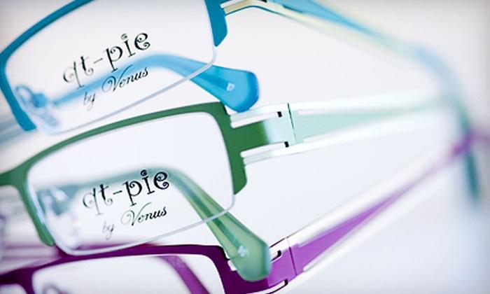 Venus Eye Boutique - MacEwan: $50 for $250 Toward Designer Eyewear at Venus Eye Boutique