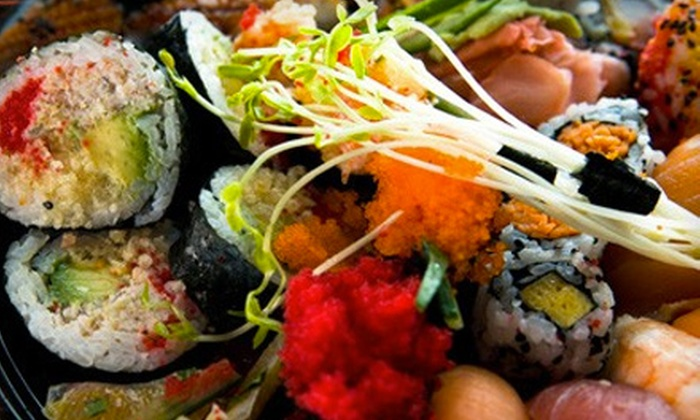 Nippon Japanese Restaurant - Herndon: $22 for $50 Worth of Sushi and Japanese Cuisine at Nippon Japanese Restaurant in Herndon