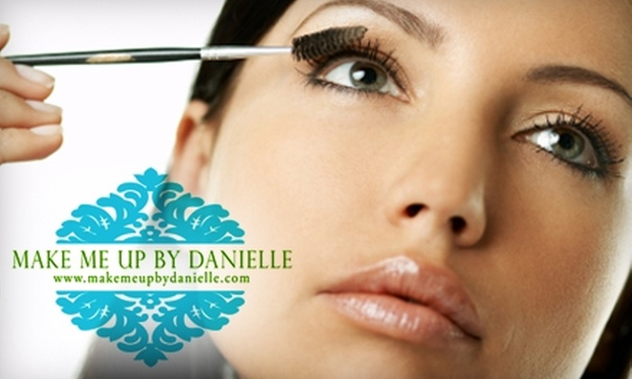 Make Me Up by Danielle - Birmingham: $30 for One-Hour Professional Makeup Lesson at Make Me Up by Danielle ($75 Value)