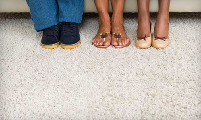 Ralph's Carpet and Upholstery Cleaning - Clearwater: $29 for Carpet Cleaning from Ralph's Carpet and Upholstery Cleaning (Up to $69.99 Value)