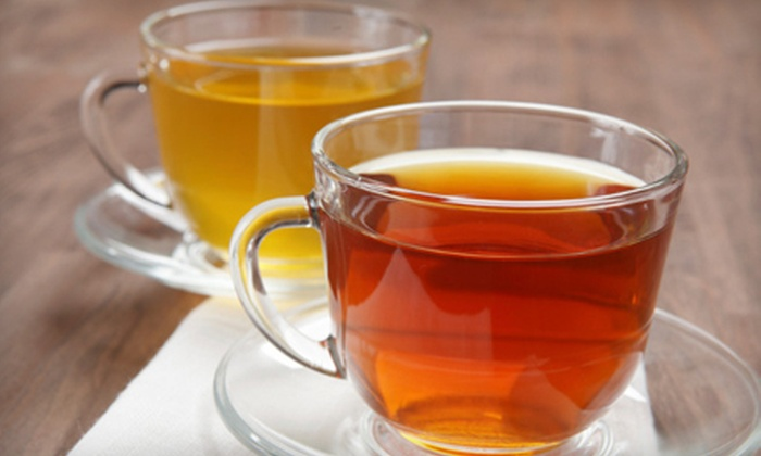 Wystone's World Teas - South Alameda: $10 for Tea Pairing for Two at Wystone's World Teas in Lakewood ($28 Value)