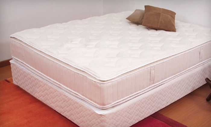 $50 for $225 Toward Mattress Set Mattress Discounters