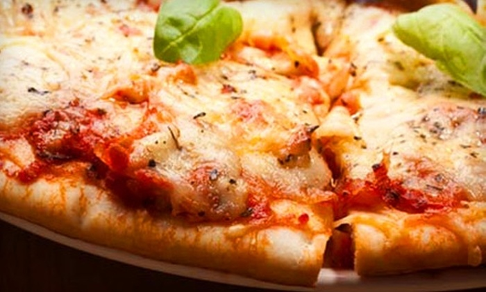 The Pasta & Pizza Factory - Norwalk: $20 for $40 Worth of Lunch and Dinner Fare at The Pasta & Pizza Factory in Norwalk