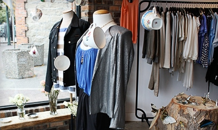 Passeport Clothing - Kelowna: $25 for $50 Worth of Apparel at Passeport Clothing