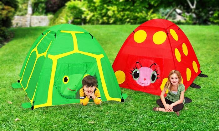Melissa u0026 Doug Childrenu0027s Ladybug or Turtle Tent Melissa u0026 Doug Childrenu0027s Ladybug ...  sc 1 st  Groupon & Melissa u0026 Doug Childrenu0027s Ladybug or Turtle Tent | Groupon