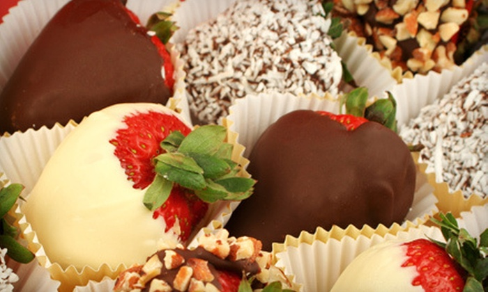 I Am Chef Apple - Fells Point: Premade Gourmet Valentine's Dessert Package or Meal for Two from I Am Chef Apple (Up to 60% Off)