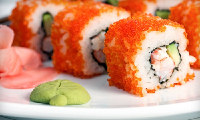 Love Sushi - Observatory Heights: Sushi and Japanese Fare for Dinner or Lunch at Love Sushi in Gaithersburg (Half Off)