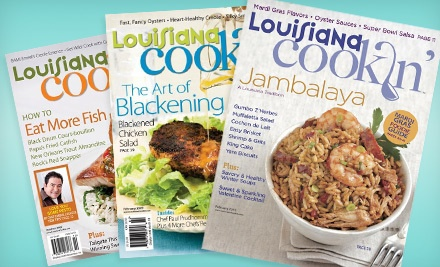 Louisiana Cookin' - Louisiana Cookin' in
