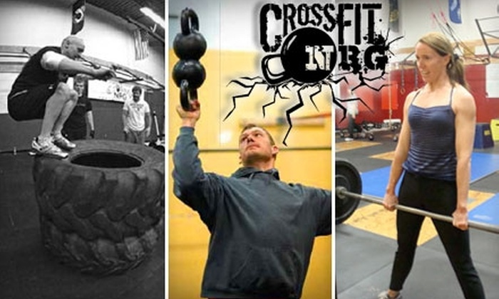 CrossFit NRG - South Salt Lake City: $30 for a One-on-One Session and a Month of Unlimited Classes at CrossFit NRG