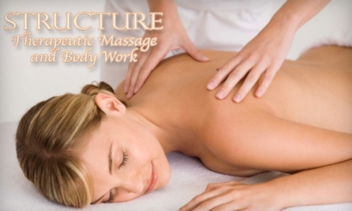 Structure Therapeutic Massage and Body Work - East Colorado Springs: $32 for One-Hour Massage at Structure Therapeutic Massage and Body Work ($65 Value)