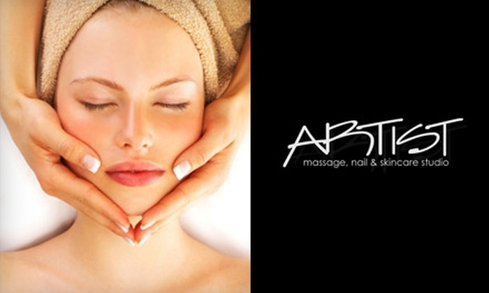 Artist Skincare Studio - Sioux Falls: $32 for a One-Hour Customized Therapeutic Facial at Artist Skincare Studio ($65 Value)