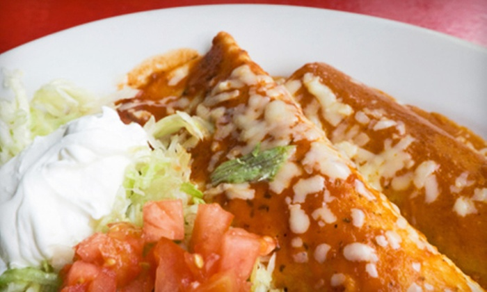 Tequila's Mexican Restaurant - Jacksonville: $10 for $20 Worth of Mexican Fare at Tequila's Mexican Restaurant