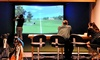 Up to 66% Off Simulated Golf for Two