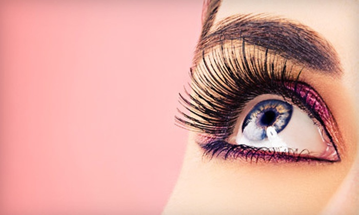 B's Beauty Clinik - Edmonton: Full Set of Eyelash Extensions with Option for a Full Fill at B's Beauty Clinik (Up to 74% Off)