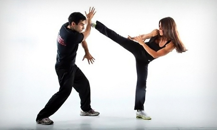Krav Maga Academy - Chelsea: Three or Six Classes or One-Month or Three-Month Memberships at Krav Maga Academy (Up to 73% Off)