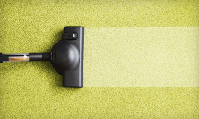 Ecoclean Services Inc. - Roseville - Fleet Ridge: Two or Four Rooms of Carpet-Cleaning Services from Ecoclean Services Inc. (Up to 57% Off)