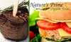 Natures Prime Organic Foods - Sioux Falls: $35 for $75 Worth of Home-Delivered Organic Food from Nature's Prime Organic Foods
