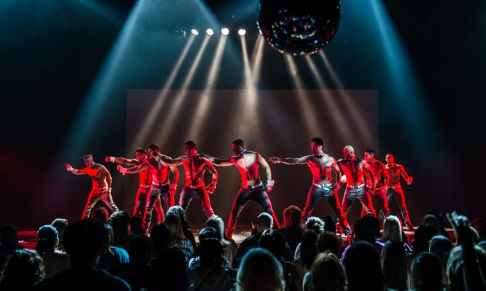 Chippendales - Tropicana Grand Exhibition Center Box Office: Chippendales at Tropicana Grand Exhibition Center on April 17–19 at 9 p.m. (Up to 34% Off)
