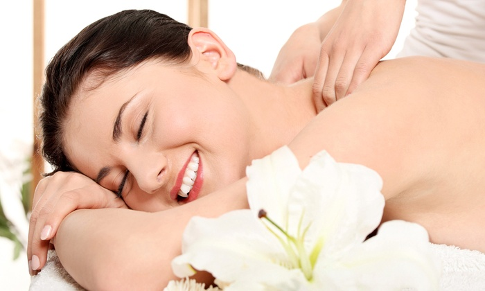 Heal N U Therapeutic Day Spa - Northwest Meridian: $59 for a Detox Massage Package at Heal N U Therapeutic Day Spa ($129 Value)