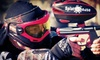 Splatterhouse Paintball - Brookshire: All-Day Paintball Session for Four or Six with Equipment Rental at Splatterhouse Paintball (Up to 68% Off)