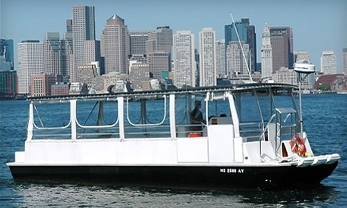 Boston Green Cruises - Boston Green Cruises: $28 for a One-Hour Cruise for Two from Boston Green Cruises (Up to $56 Value). Three Options Available.