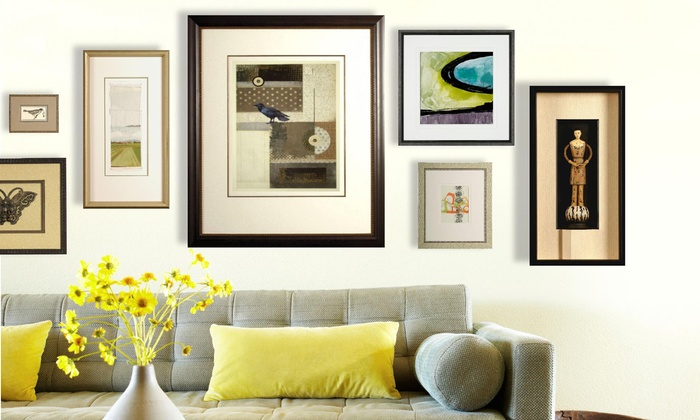 FastFrame - Franklin Square: $40 for $100 Worth of Custom Framing at FastFrame