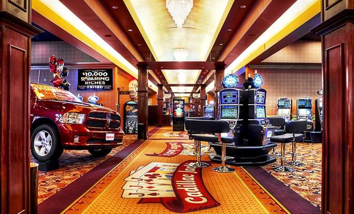 Casino Resort in Old West South Dakota Town