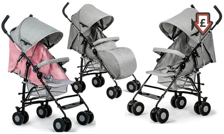 KinderKraft Ivy or Rest Stroller with Option to Include Accessories