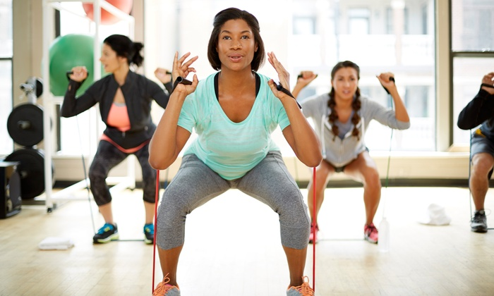 Fitsquad - Clovis: One-Month Weight-Loss Competition Boot Camp for One or Two at Fitsquad (Up to 54% Off)