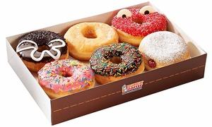 Dunkin Cofee - Splau: Dunkin Coffee: caja de 6 o 12 Dunkins del sabor que quieras desde 5 € en el C.C. Splau